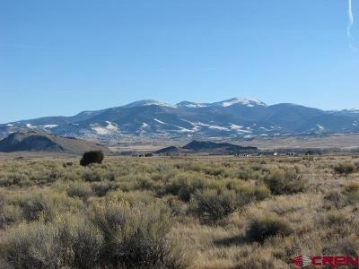 Del Norte Residential Lots & Land For Sale: Co. Rd. 70