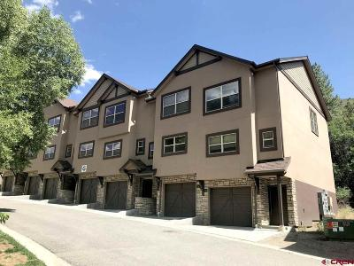 Durango Condo/Townhouse For Sale: 20310 W Us Hwy 160 #G71
