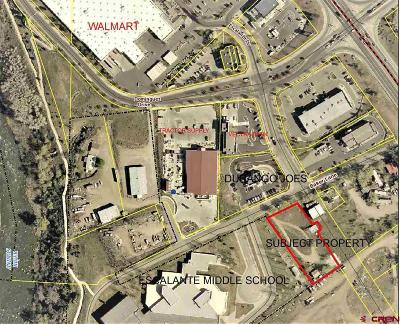 Durango, Bayfield, Cortez, Telluride Commercial For Sale: 129 Baker Lane