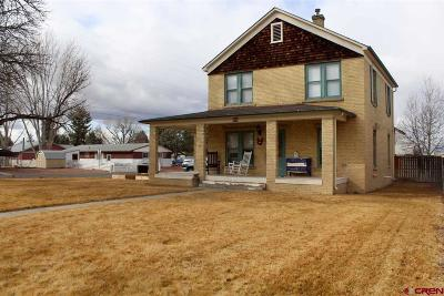 Delta CO Single Family Home For Sale: $205,000