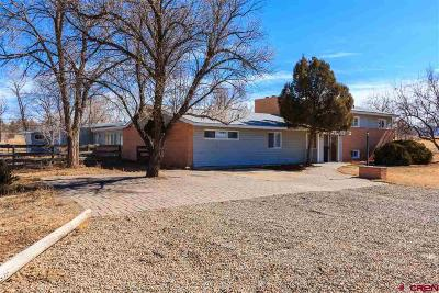 Cortez Single Family Home For Sale: 11426 Highway 145