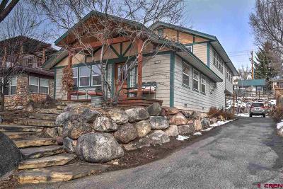 Durango Single Family Home UC/Contingent/Call LB: 74 Jameson Drive
