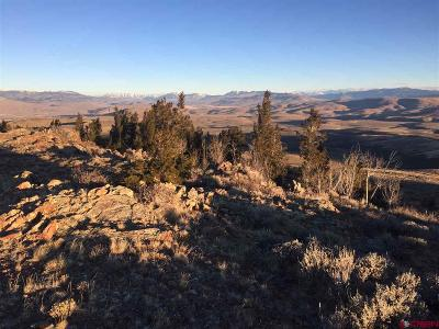 Gunnison County Residential Lots & Land For Sale: Blm Rd 3070