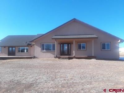 Single Family Home For Sale: 33066 J80 Road