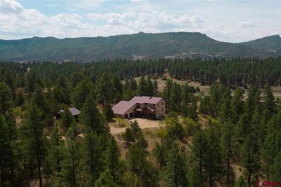 Hesperus Single Family Home For Sale: 416 Red Oaks Lane