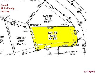 Delta County, Montrose County Residential Lots & Land Back on Market: Cirque Way