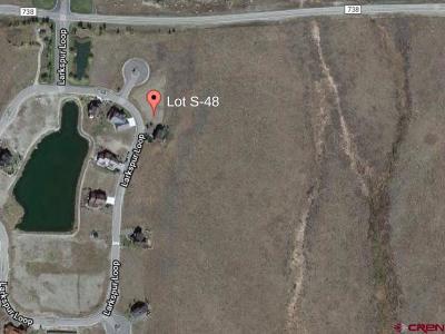 Larkspur Residential Lots & Land For Sale: 307 Larkspur Loop