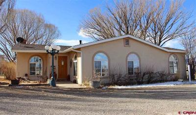 Cortez Single Family Home UC/Contingent/Call LB: 2161 Hwy 160-49