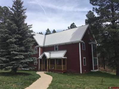 Durango Condo/Townhouse For Sale: 281 Silver Queen South #109D