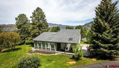 Durango Single Family Home For Sale: 25 Highland Place