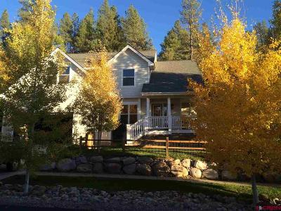 Durango Single Family Home For Sale: 2148 Kingfisher Court