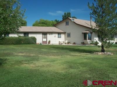 Olathe Single Family Home For Sale: 57108 Begonia Road