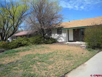 Cortez Single Family Home For Sale: 1010 E 2nd Street