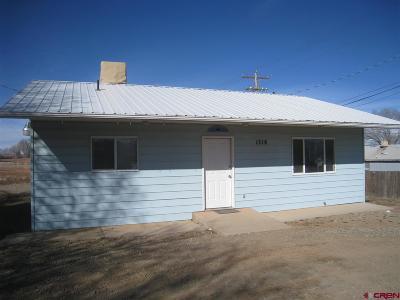Cortez Single Family Home For Sale: 1318 E North Street