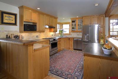 Crested Butte Single Family Home For Sale: 325 Gothic Avenue