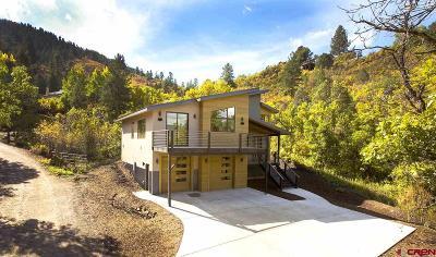 Durango Single Family Home For Sale: 2243 Mockingbird Valley Court