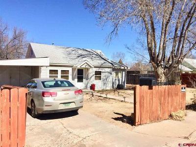 Cortez Single Family Home For Sale: 10 W Coronado Avenue