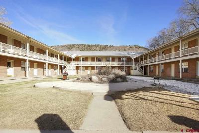Durango Condo/Townhouse For Sale: 634 E 8th Avenue #7
