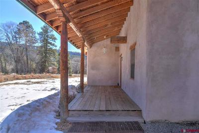Durango Single Family Home For Sale: 2165 Cr 204