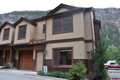 Ouray Condo/Townhouse For Sale: 1915 Main Street
