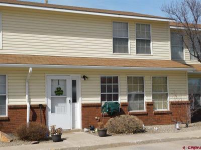 Cortez Condo/Townhouse For Sale: 520 W 6th Street #14 #14