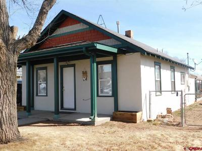 Cortez Single Family Home For Sale: 126 S Maple Street