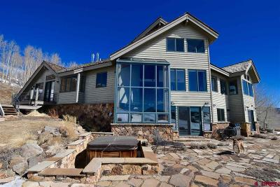 Almont Single Family Home For Sale: 2270 Red Mountain Road
