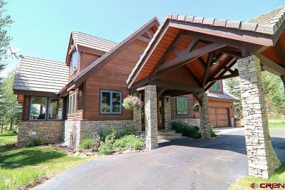 Crested Butte CO Single Family Home For Sale: $1,750,000
