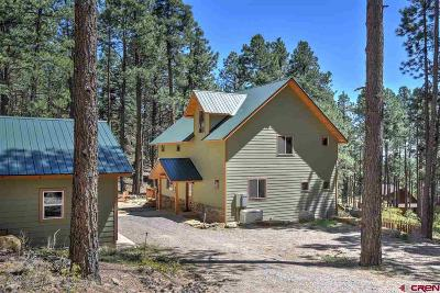 La Plata County Single Family Home For Sale: 392 Deer Ridge Drive