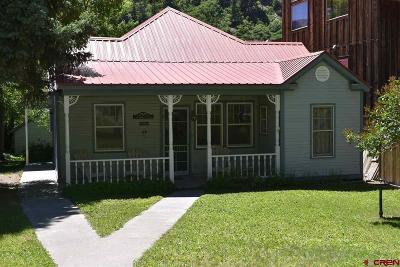 Ouray County Single Family Home For Sale: 952 Main Street
