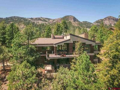 Durango Single Family Home For Sale: 257 Goulding Creek Drive