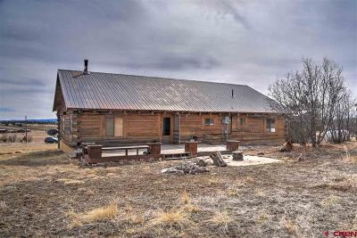 Durango Single Family Home For Sale: 529 Rustic Road