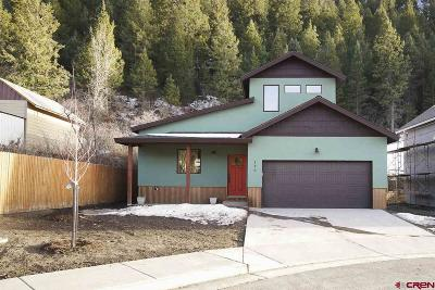 Durango Single Family Home For Sale: 120 Spring Creek Village Place