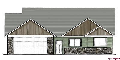 Montrose Single Family Home For Sale: 1208 Fivemile Creek Avenue
