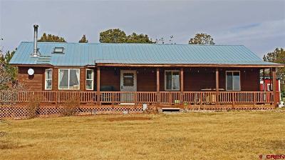 Single Family Home For Sale: 21286 Road V6