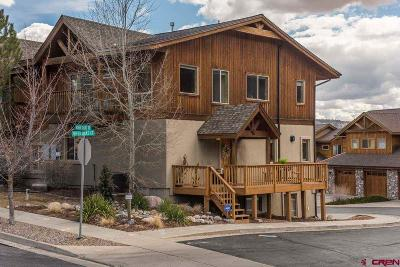 Durango Condo/Townhouse For Sale: 105 River Oak Court