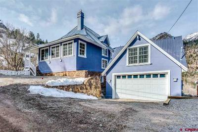 Ouray County Single Family Home NEW: 200 Ski Hill Lane