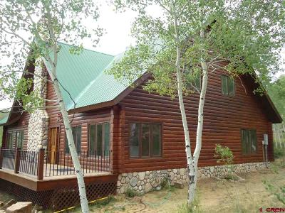 Crested Butte CO Single Family Home For Sale: $979,000