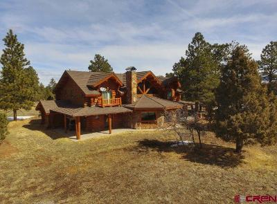 Ridgway Single Family Home For Sale: 115 Pika Lane