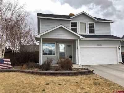 Montrose Single Family Home NEW: 2107 Leah Lane
