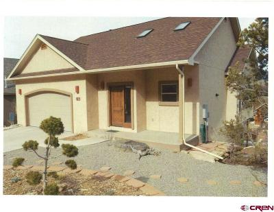 Durango Single Family Home NEW: 15 Ophir Drive