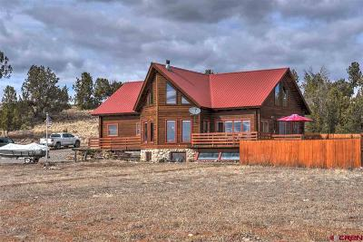 Hesperus Single Family Home NEW: 2370 Cr 122