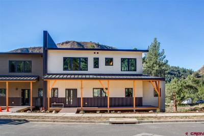 Durango Condo/Townhouse NEW: 1117 Twin Buttes Avenue