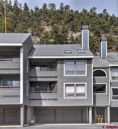 Durango Condo/Townhouse For Sale: 34511 N Hwy 550 #107