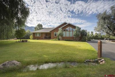 Durango CO Single Family Home NEW: $629,999