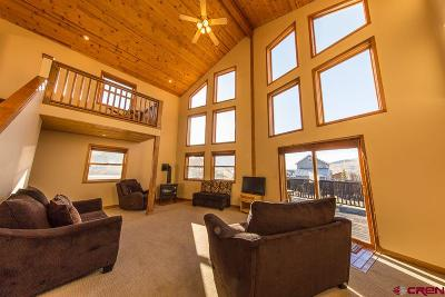 Crested Butte South Condo/Townhouse For Sale: 156 Floyd Avenue