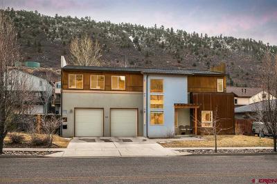 Durango Single Family Home NEW: 115 Pinnacle Place