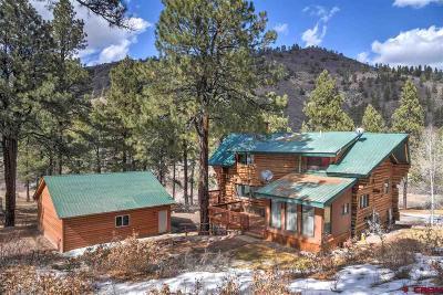 Bayfield Single Family Home NEW: 266 Bear Creek Circle
