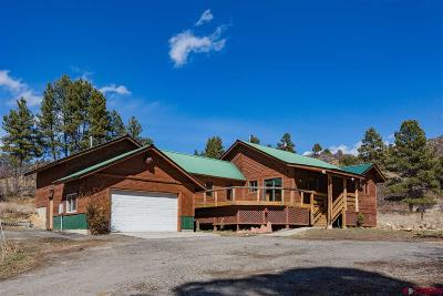Bayfield Single Family Home UC/Contingent/Call LB: 2006 Cr 501