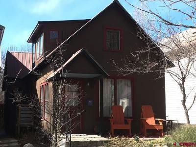 Durango CO Single Family Home NEW: $440,000